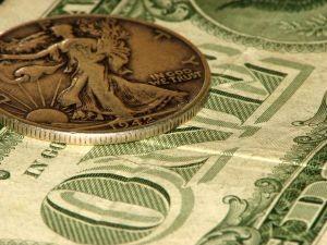 dime dollar
