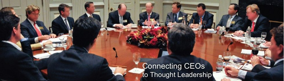 Connecting CEOs to Thought Leadership