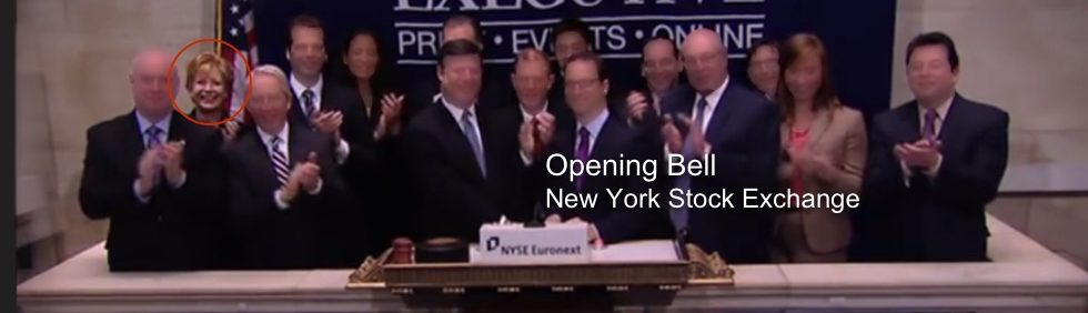 Opening Bell - New York Stock Exchange