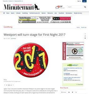 First Night PR