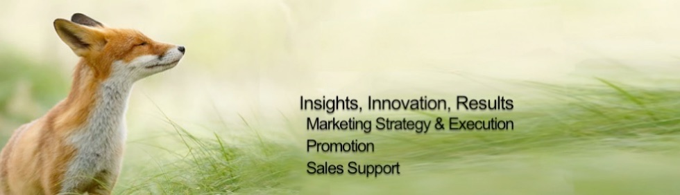 Insights, Innovation, Results-Marketing, Strategy & Execution, Promotion, Sales Support